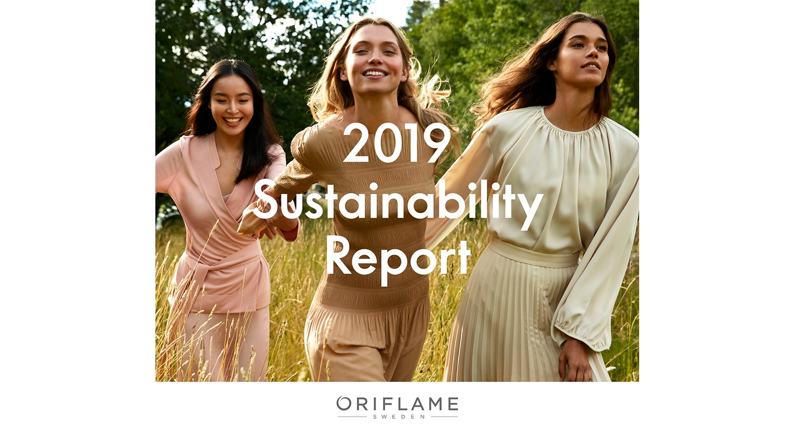 2019 Sustainability Report Oriflame