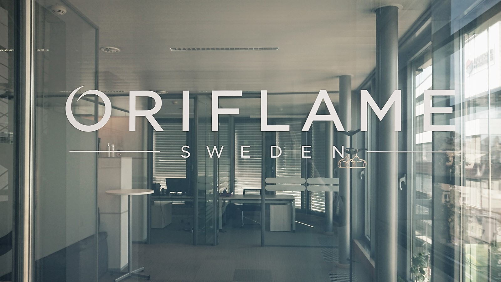 Luxembourg Office Oriflame